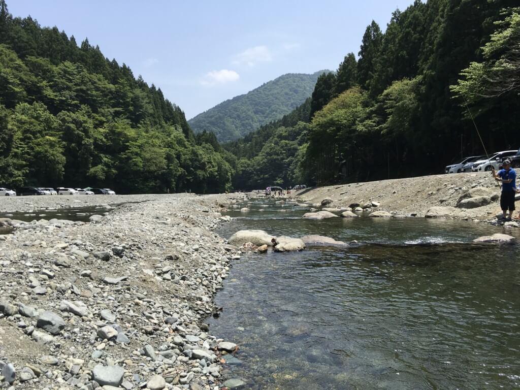 【早戸川国際マス釣り場】ファミリーにお勧めレジャースポット