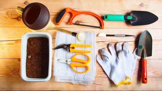 【Elbaz Farm】ガーデニングを始める為にまず揃えるべき11個の道具